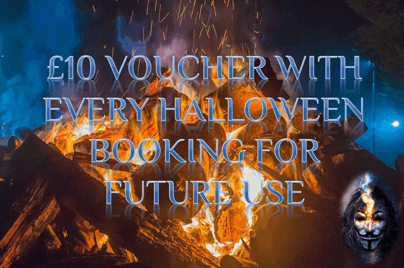Bonfire Night Discount Booking